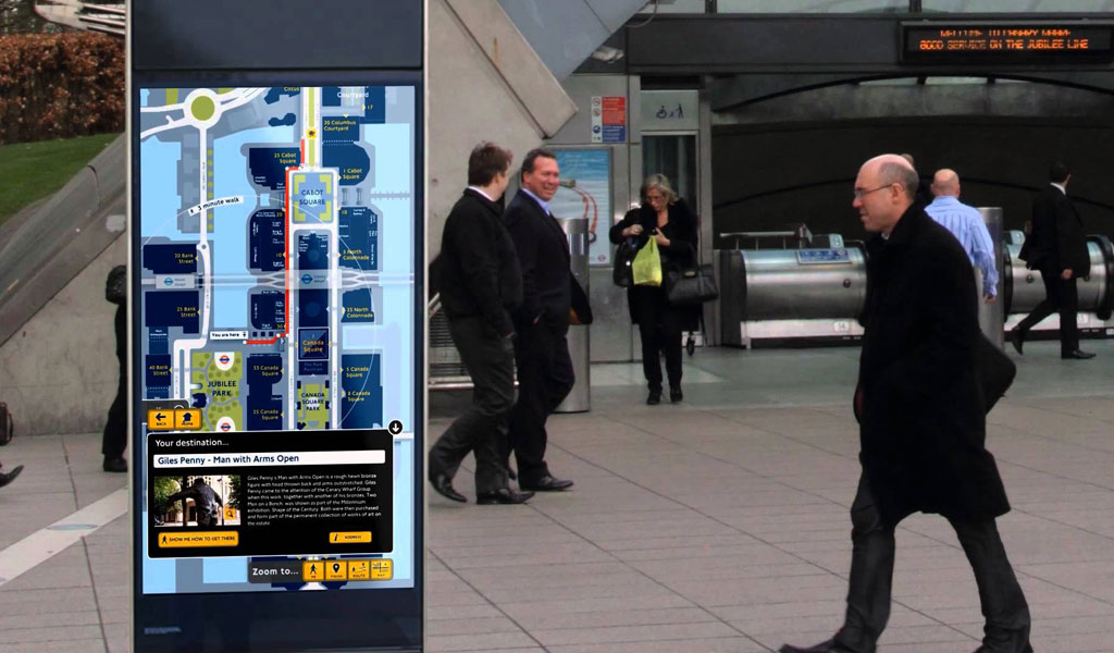 Digital Wayfinding Solutions