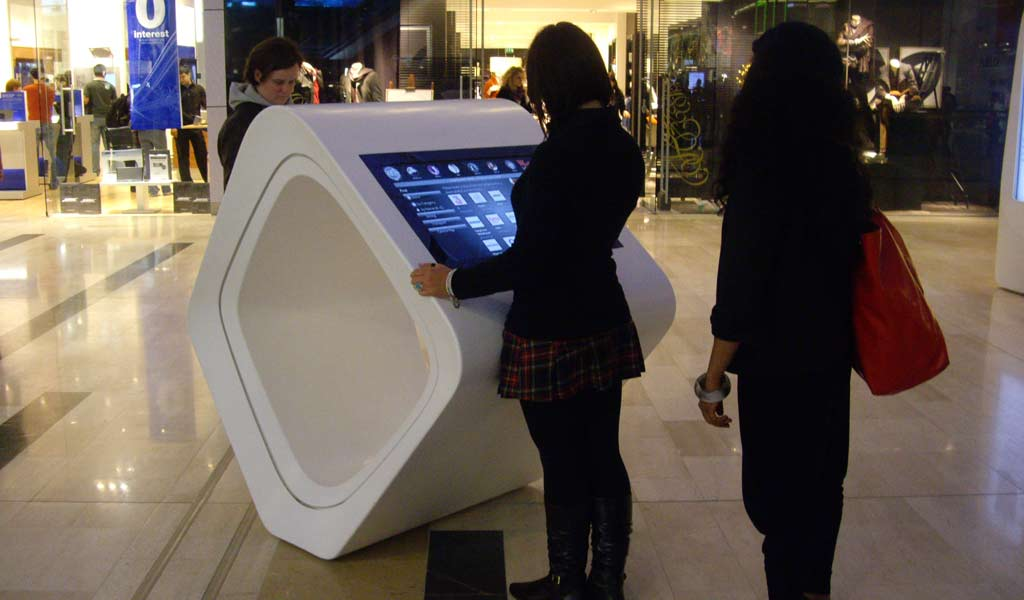Touch Screen Kiosk Dubai