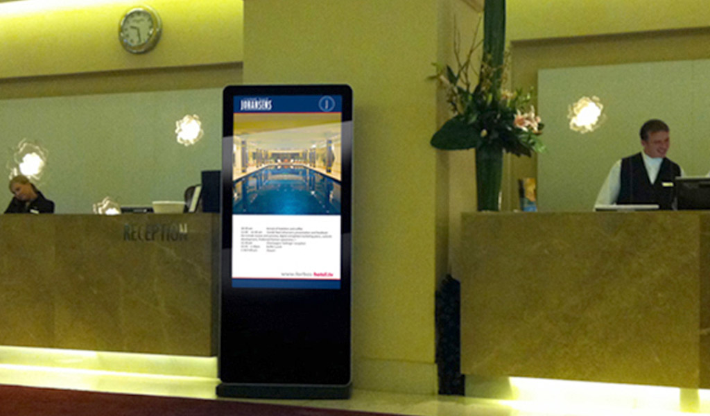 Digital Kiosk Solution