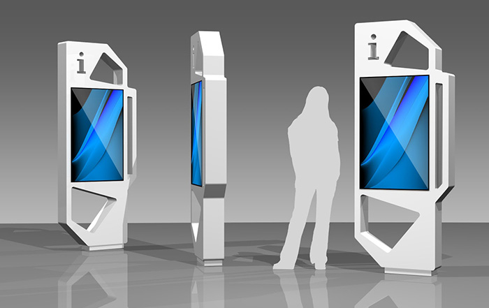 Digital Kiosks Solution
