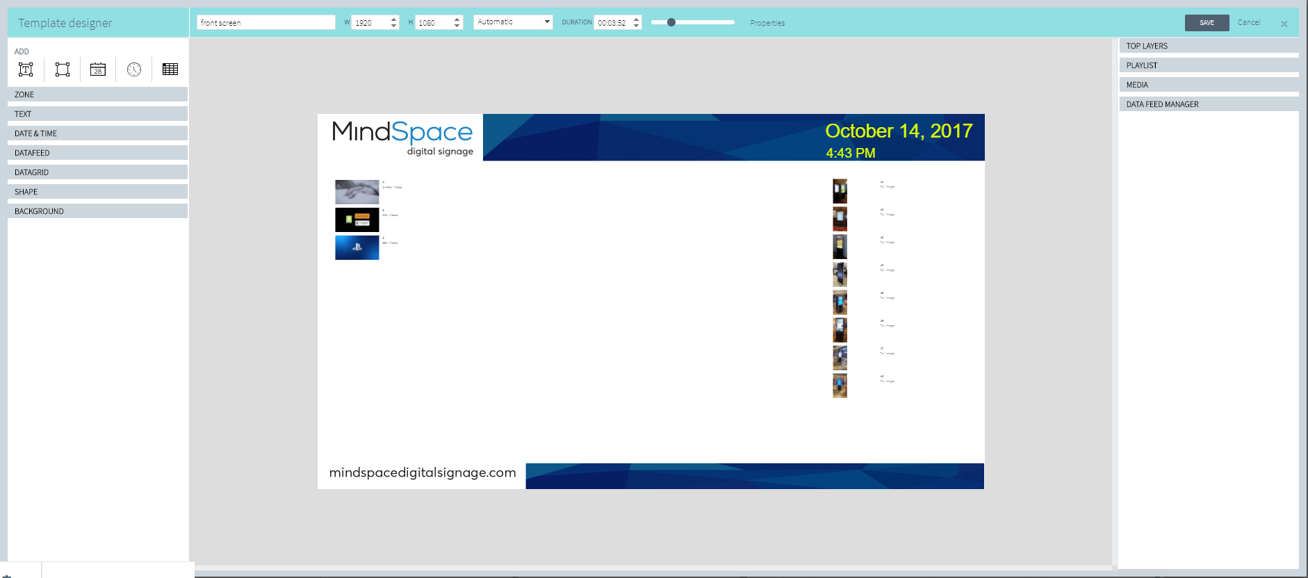 Digital Media Player Software Dubai