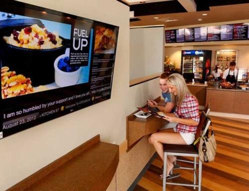Greatest Benefits of Digital Signage for Restaurants