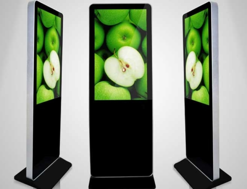 Benefits of LCD Advertising player