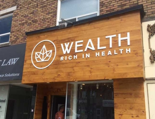 Benefits of Outdoor Storefront Signage