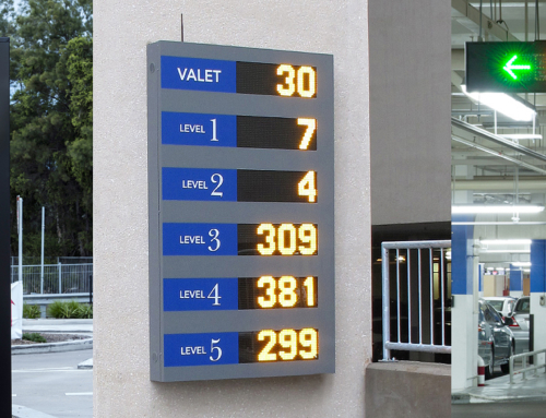Uses of a wayfinding tool in car parking
