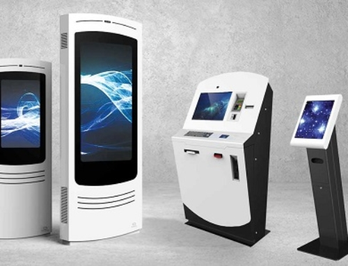 Uses Of Interactive Kiosks During Exhibition
