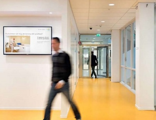 Digital Signage For Corporate Communications
