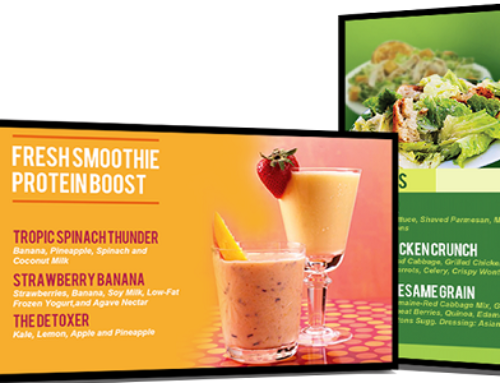 Can Digital Menu Boards Create A More Memorable Experience For Customers?