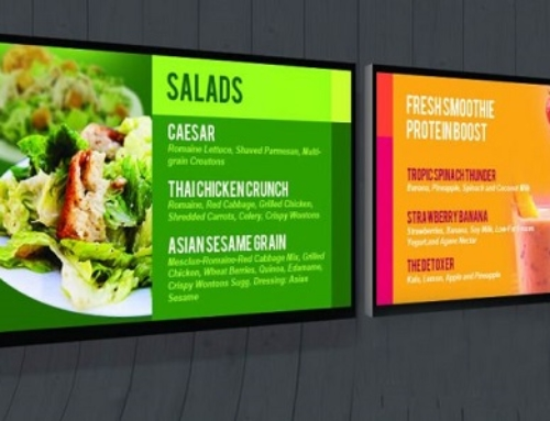 Know Why Restaurants Should Have Digital Menu Boards