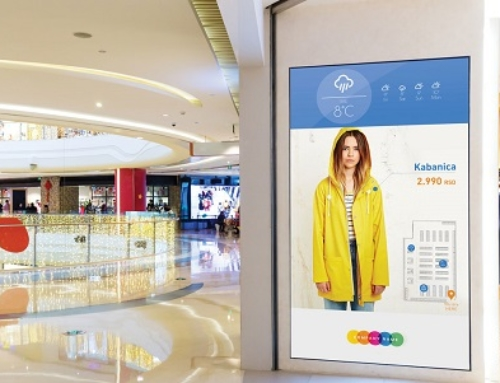 Stand Out On The Streets With A Great Digital Signage
