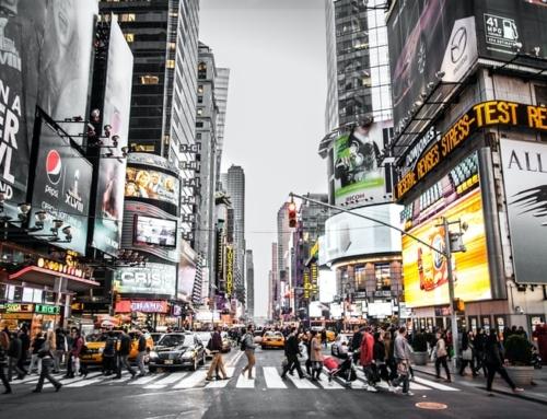 Transformation of Advertising – From Static Billboard to Digital Walls