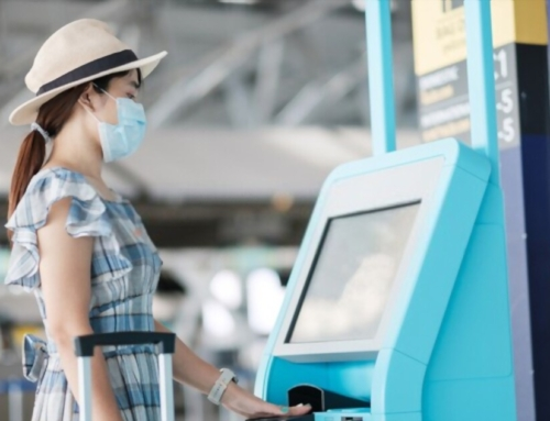 Know how passengers are benefiting from digital kiosk for contact less travelling.
